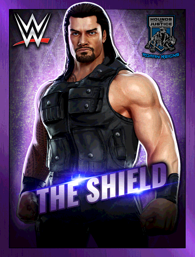 Roman Reigns 'The Shield' Poster