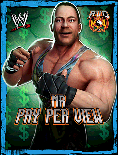 Rob van dam mr pay per view stats wwe champions guide - Wwe rvd images ...