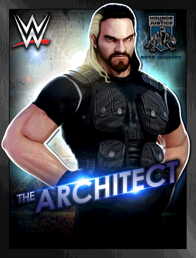 Seth Rollins 'The Architect'