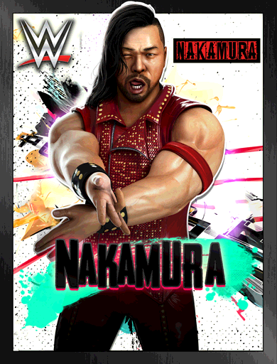 Shinsuke Nakamura 'Strong Style has Arrived'