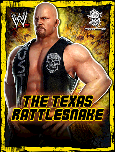 Steve Austin 'The Texas Rattlesnake'