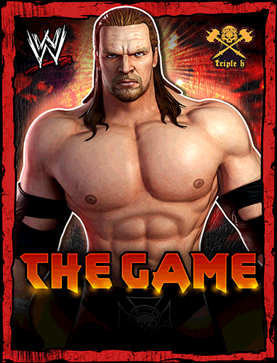 Triple H 'The Game'