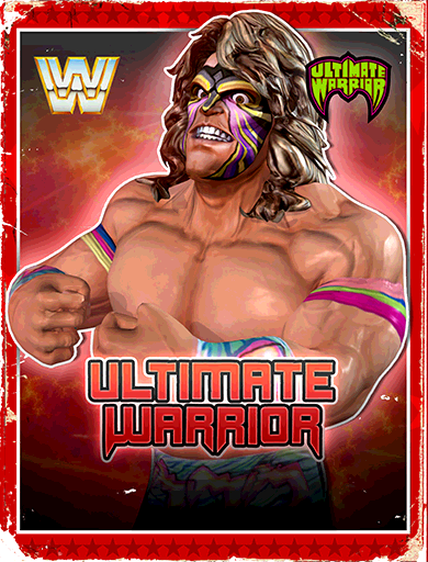 Ultimate Warrior 'Warrior'