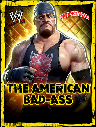 Undertaker 'The American Bad-Ass'