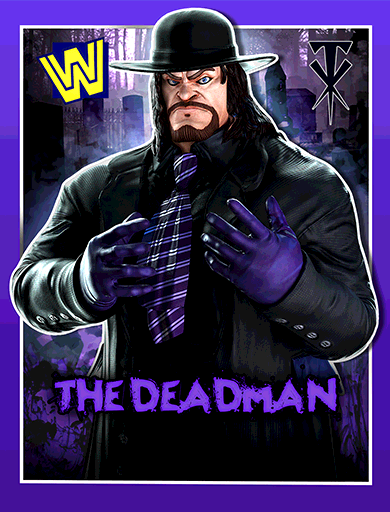 Undertaker 'The Deadman'