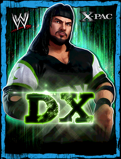 X-Pac 'DX' Poster