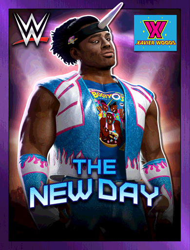 Xavier Woods 'The New Day'